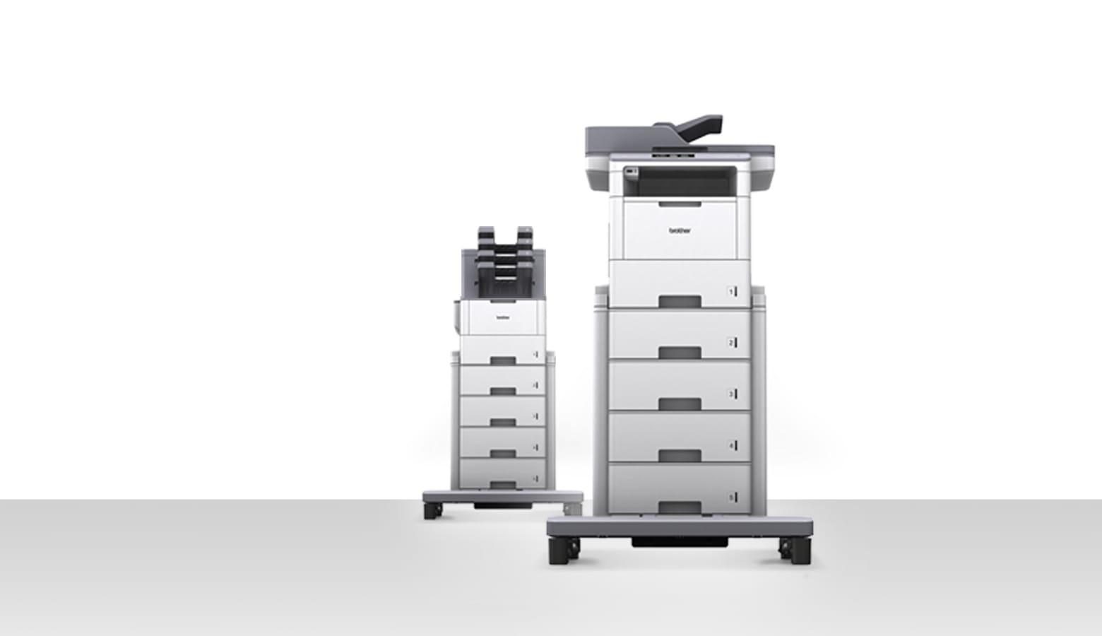 Brother's new enterprise mono laser printers for corporate businesses