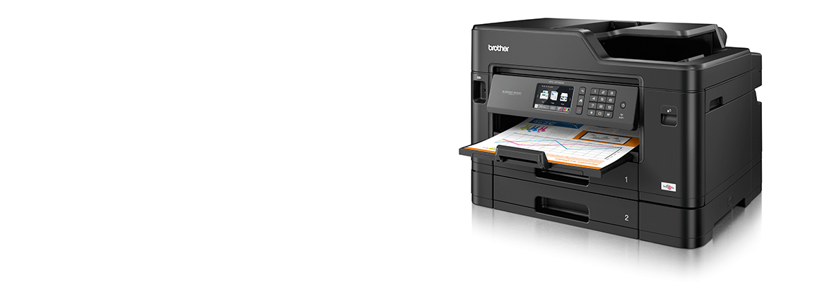 Beat the printer game part of the Business Smart Range