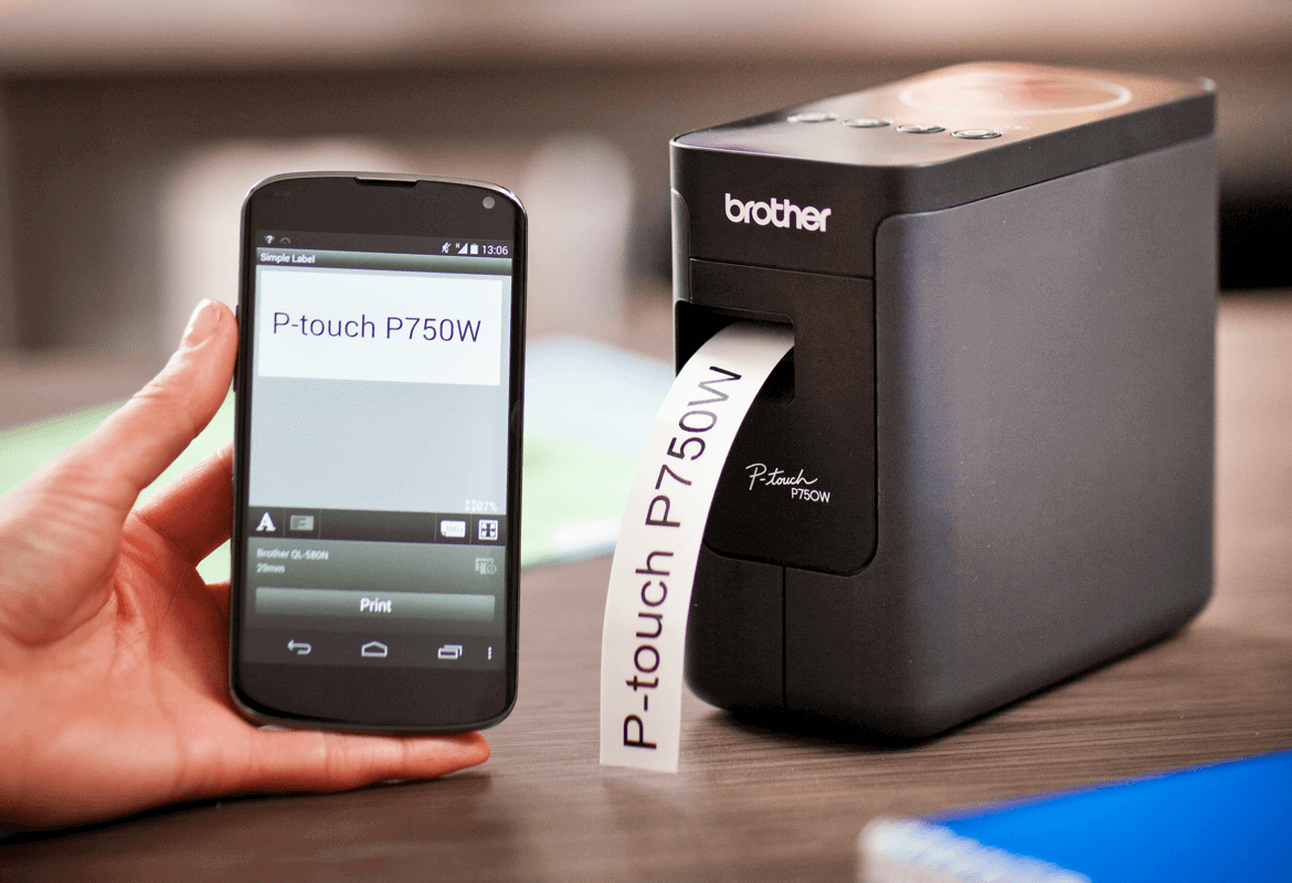 Mobile Device Printing and Scanning | Brother UK
