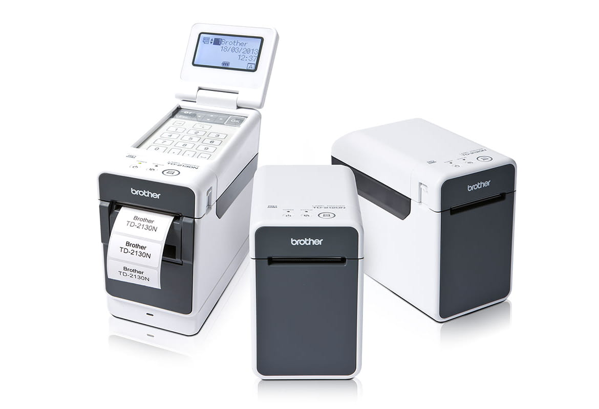 TD Label Printers | High-volume | Brother UK