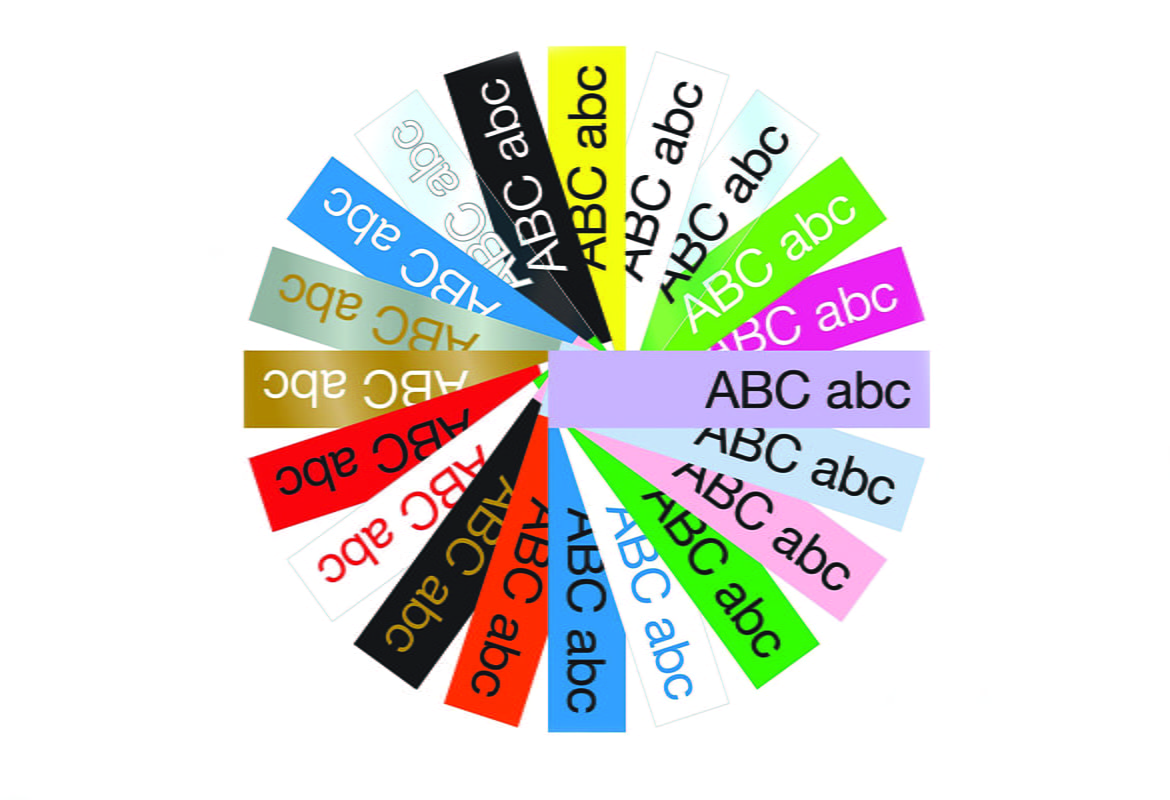 Brother tapes and labels supplies brother uk brother tape colour wheel ccuart Gallery