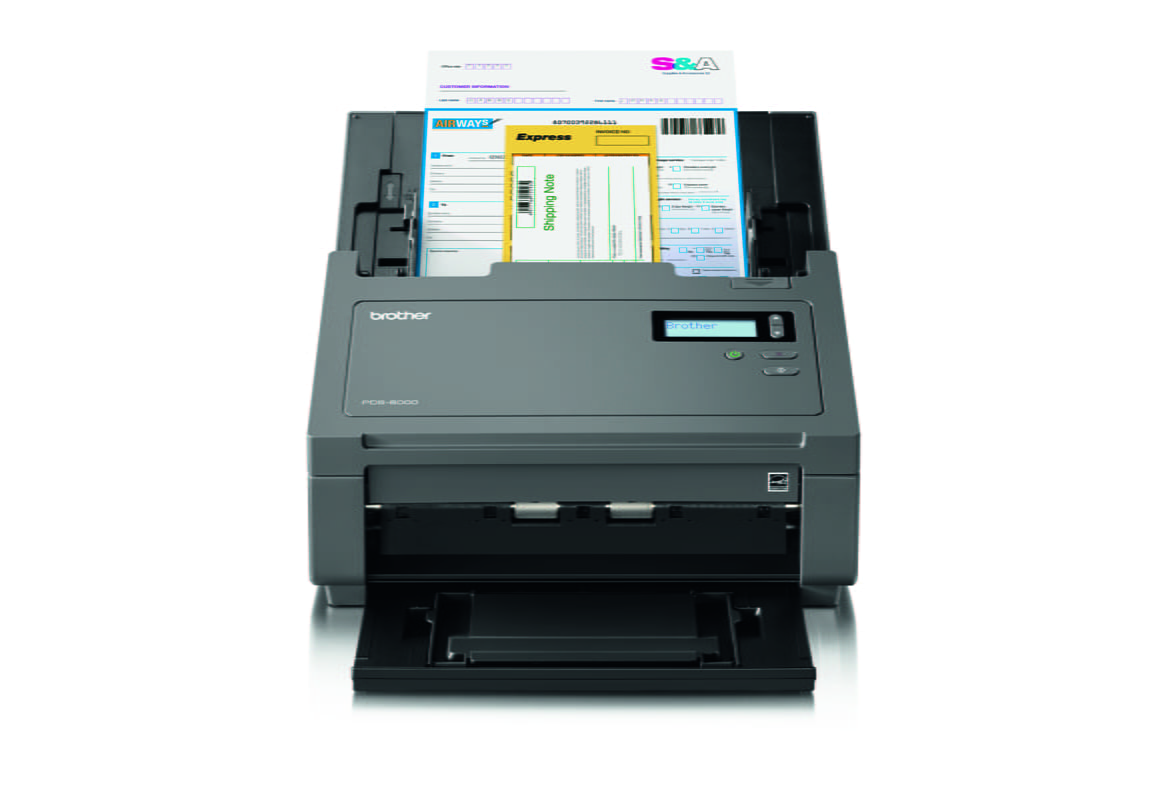 Drivers: Brother PDS-6000F Scanner