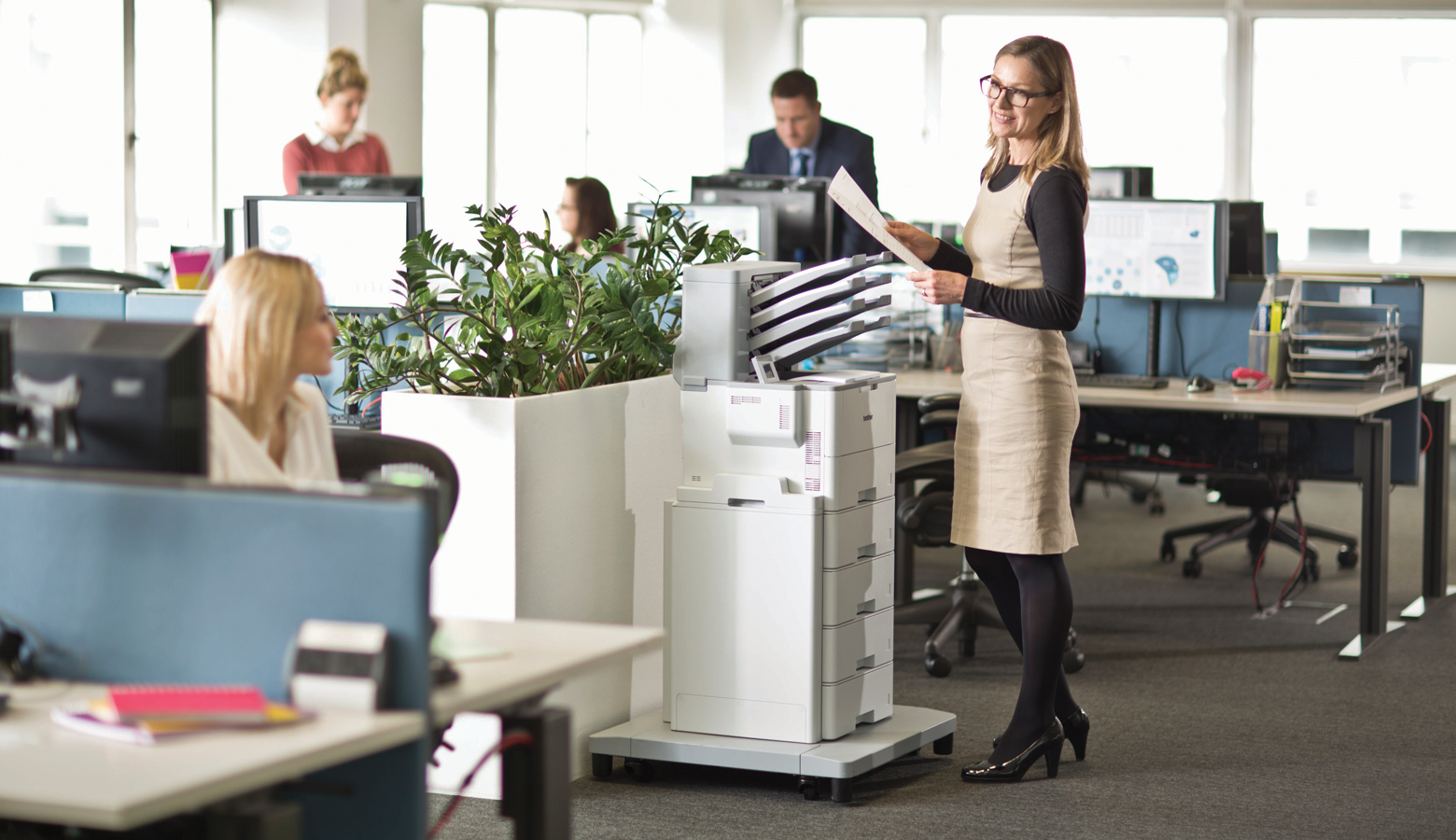 Printers Ideal For Every Workplace Brother Uk