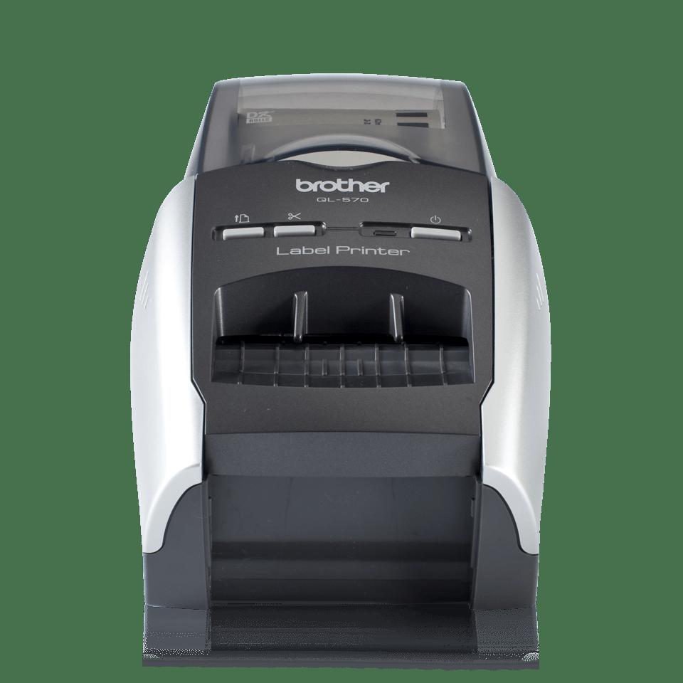 QL-570 | Desktop Home Office Label Printer | Brother UK