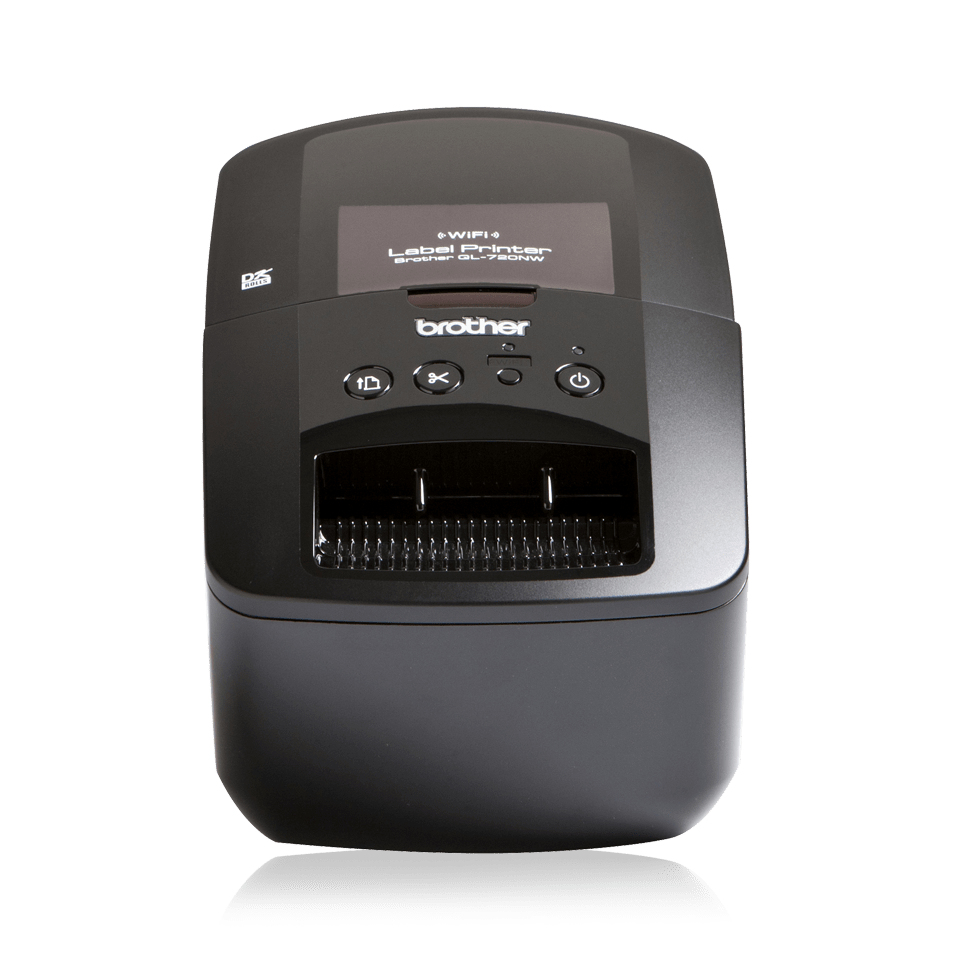 Ql 720nw Compact Wireless Label Printer Brother Uk
