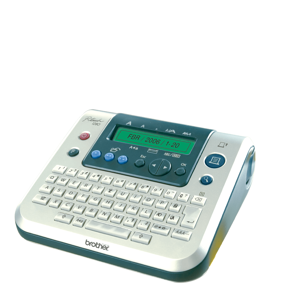 PT1280VP | P-Touch Labeller | Brother UK