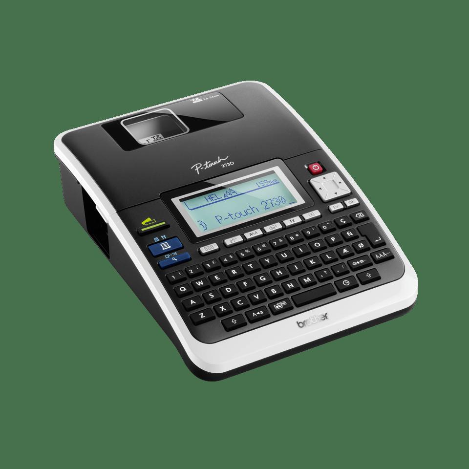 Brother P Touch Pt 2730vp Electronic Label Maker: PT-2730VP Professional Label Printer