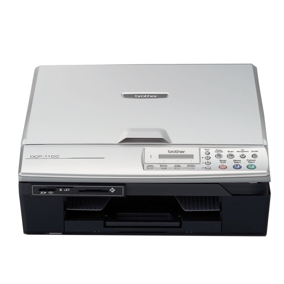 Brother DCP-110C Printer X64 Driver Download