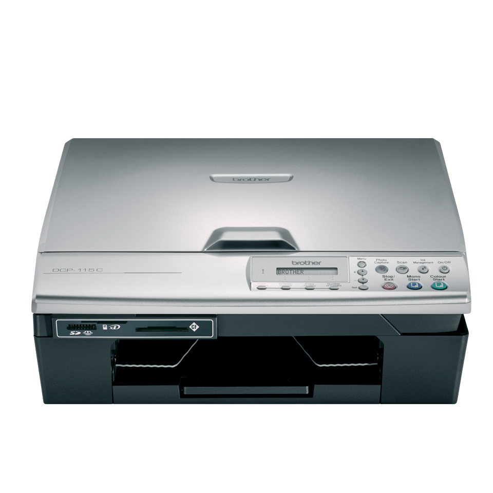 Brother DCP-115C Printer Driver (2019)
