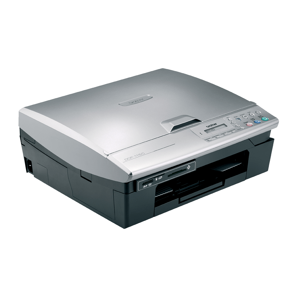 BROTHER DCP 115C DRIVER FOR WINDOWS 7