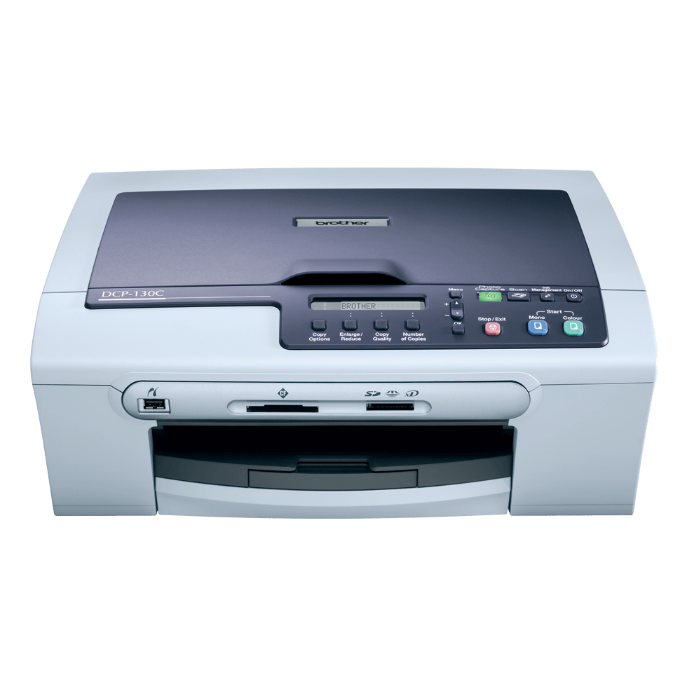 BROTHER DCP 130C PRINTER DOWNLOAD DRIVERS