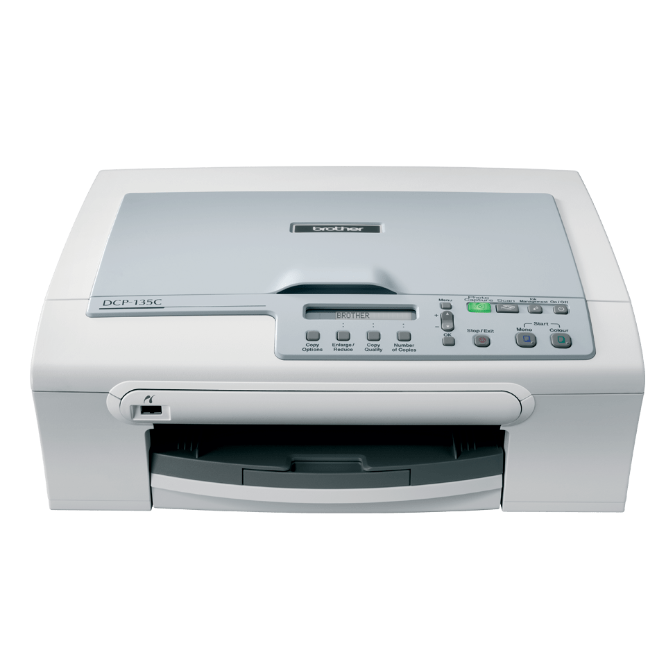 BROTHER PRINTER DCP135C DRIVER FOR WINDOWS 7