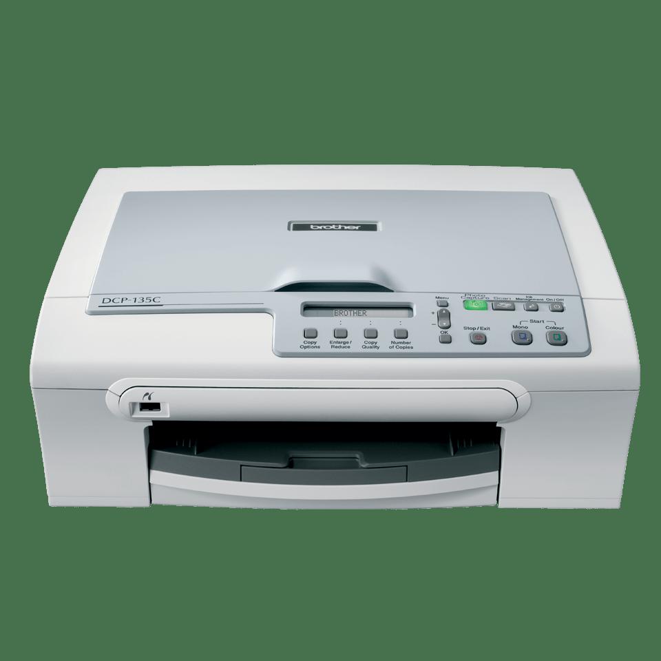 Brother DCP-135C Printer/Scanner Windows 7