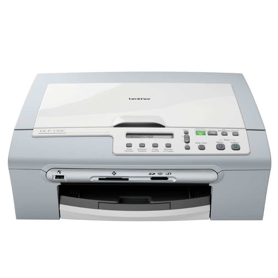 DCP 150C DRIVERS FOR WINDOWS DOWNLOAD