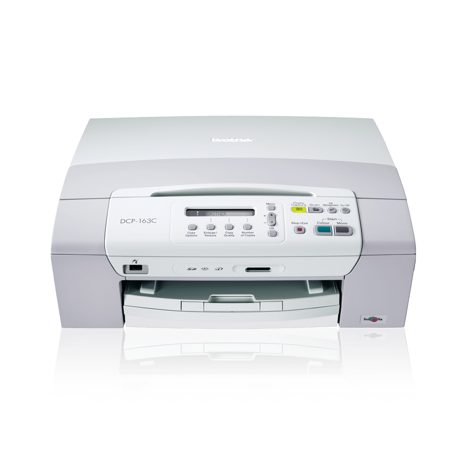 Brother DCP-163C Scanner Windows 7