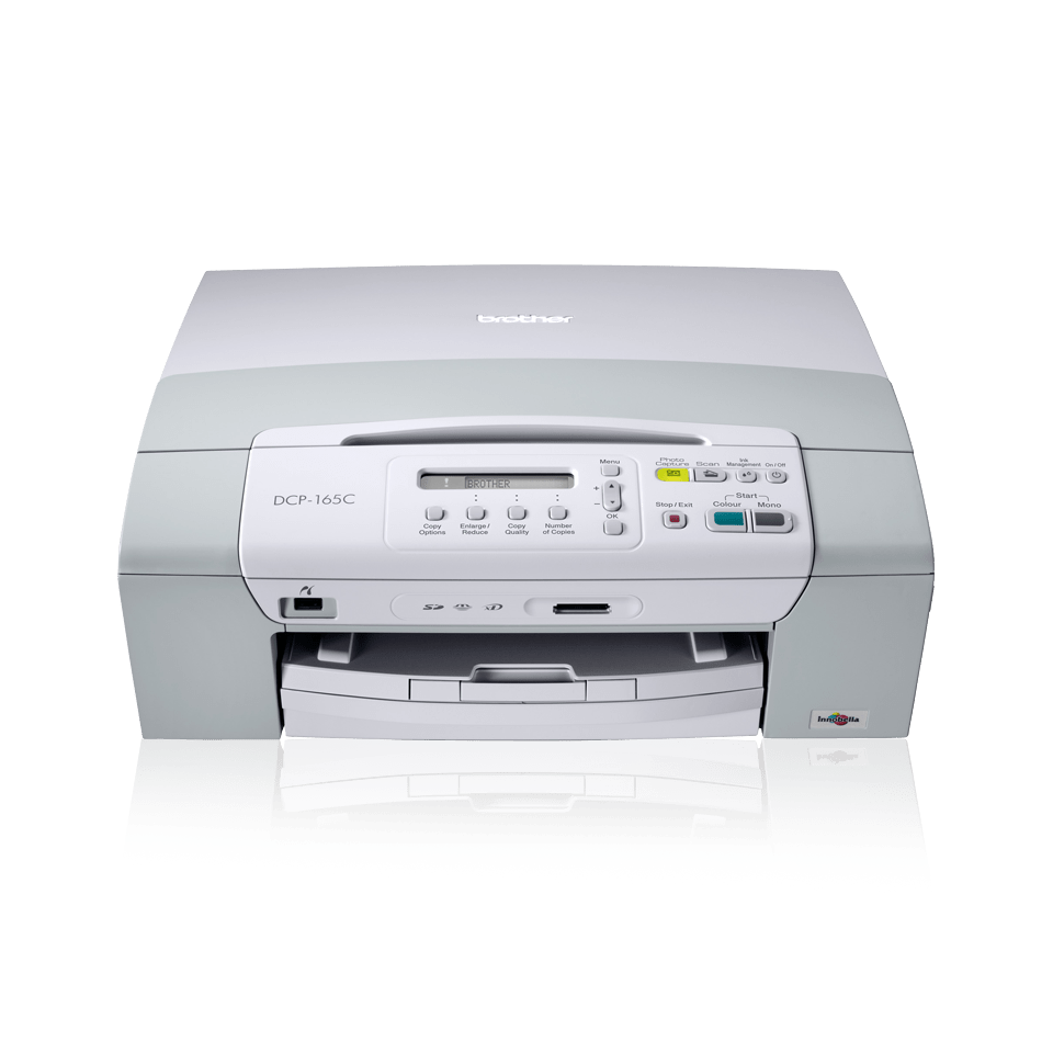 DRIVER FOR BROTHER DCP-165C PRINTER