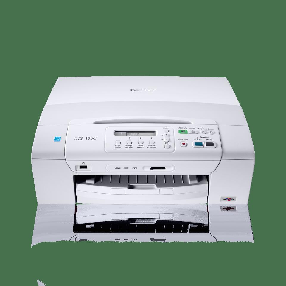 driver imprimante brother dcp 195c gratuit
