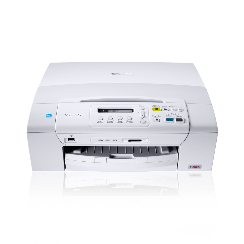 Brother DCP-197C Printer Driver PC
