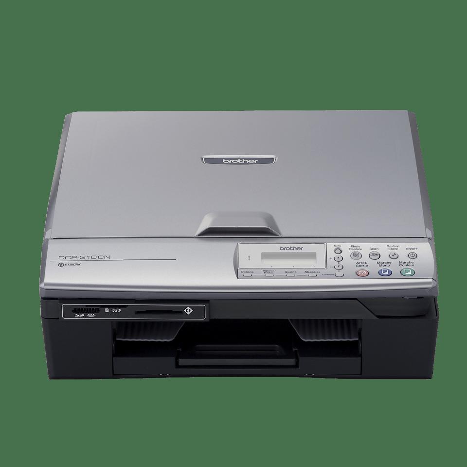Brother DCP-310CN Printer Driver Windows XP