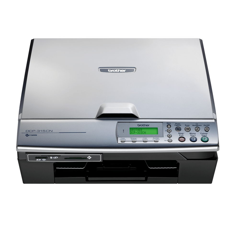 Brother DCP-310CN Printer Driver (2019)