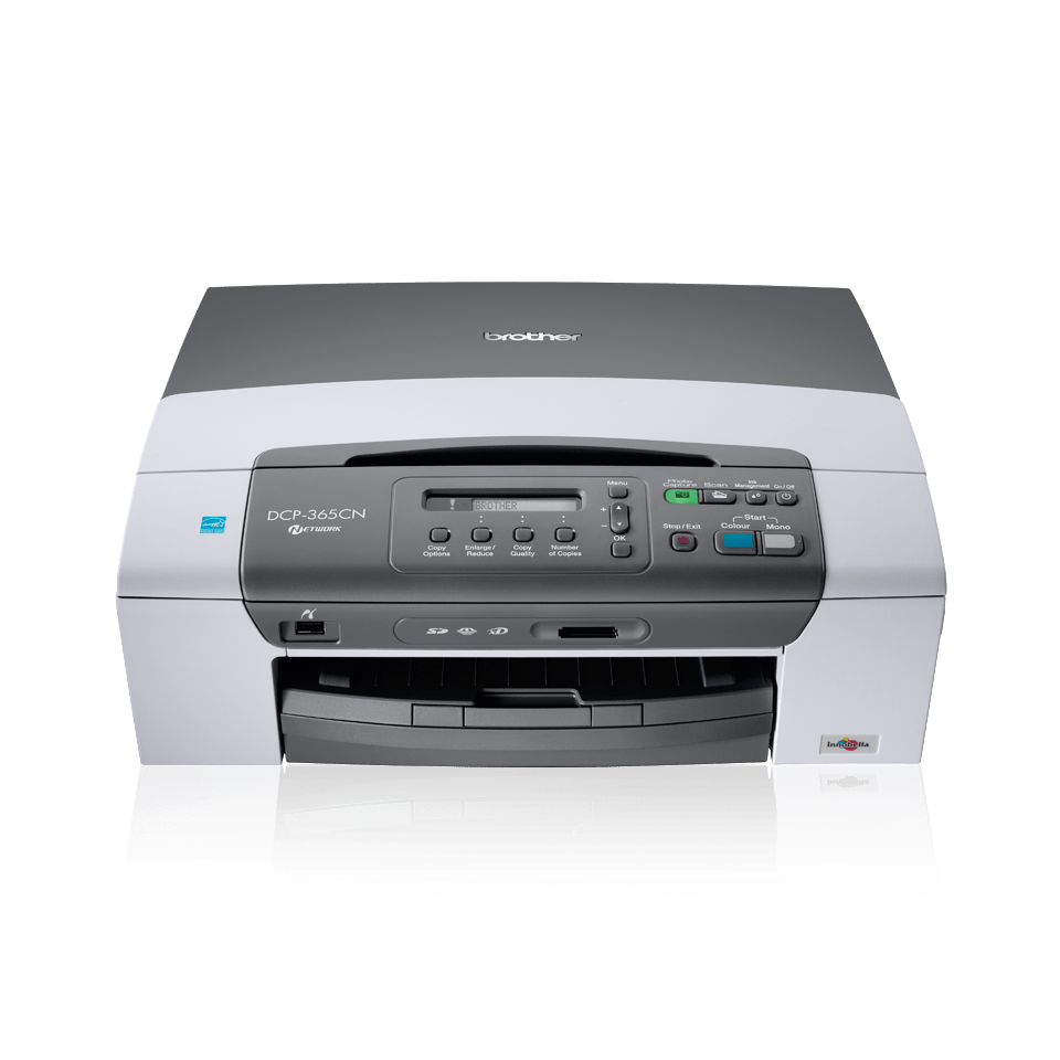 Brother DCP-365CN Printer Drivers Mac
