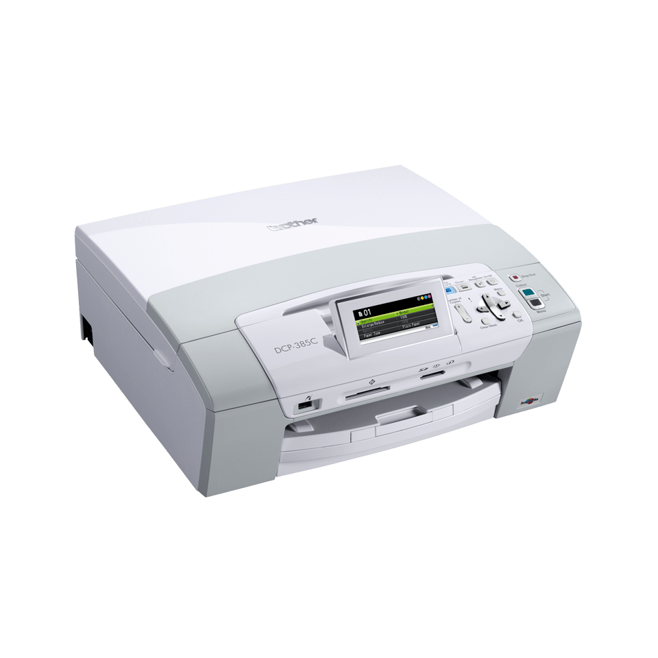DRIVER: BROTHER DCP-387C PRINTER