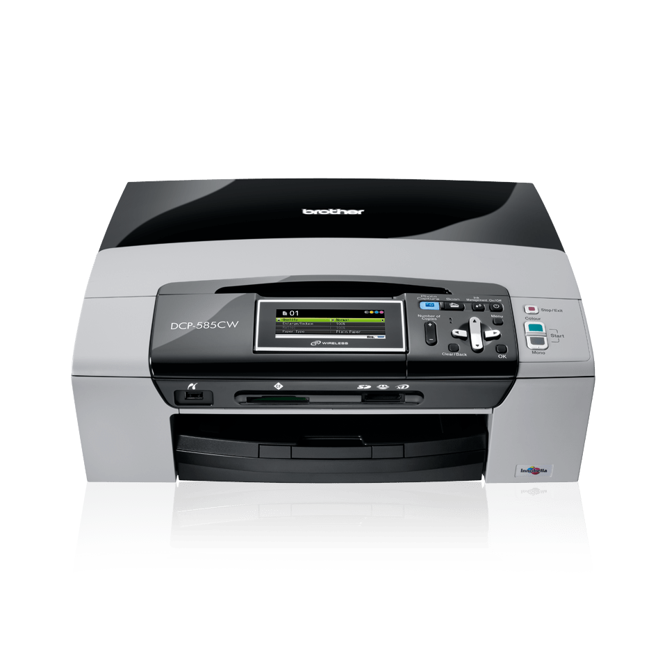 Brother DCP-585CW Printer Windows 7