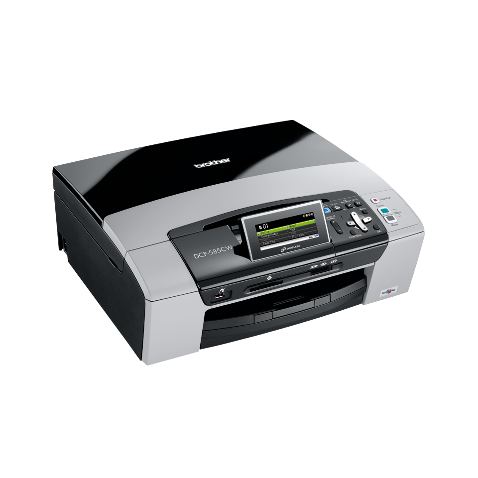 BROTHER DCP-585CW DRIVER PC
