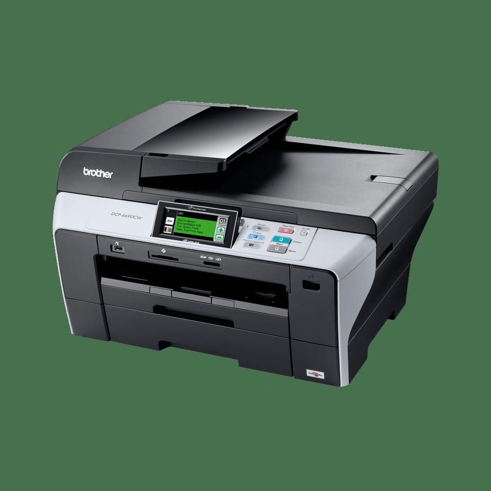 Brother DCP-6690CW Printer Windows 8 X64