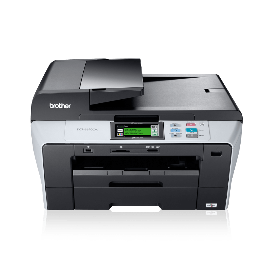Brother DCP-6690CW Printer/Scanner Drivers Update