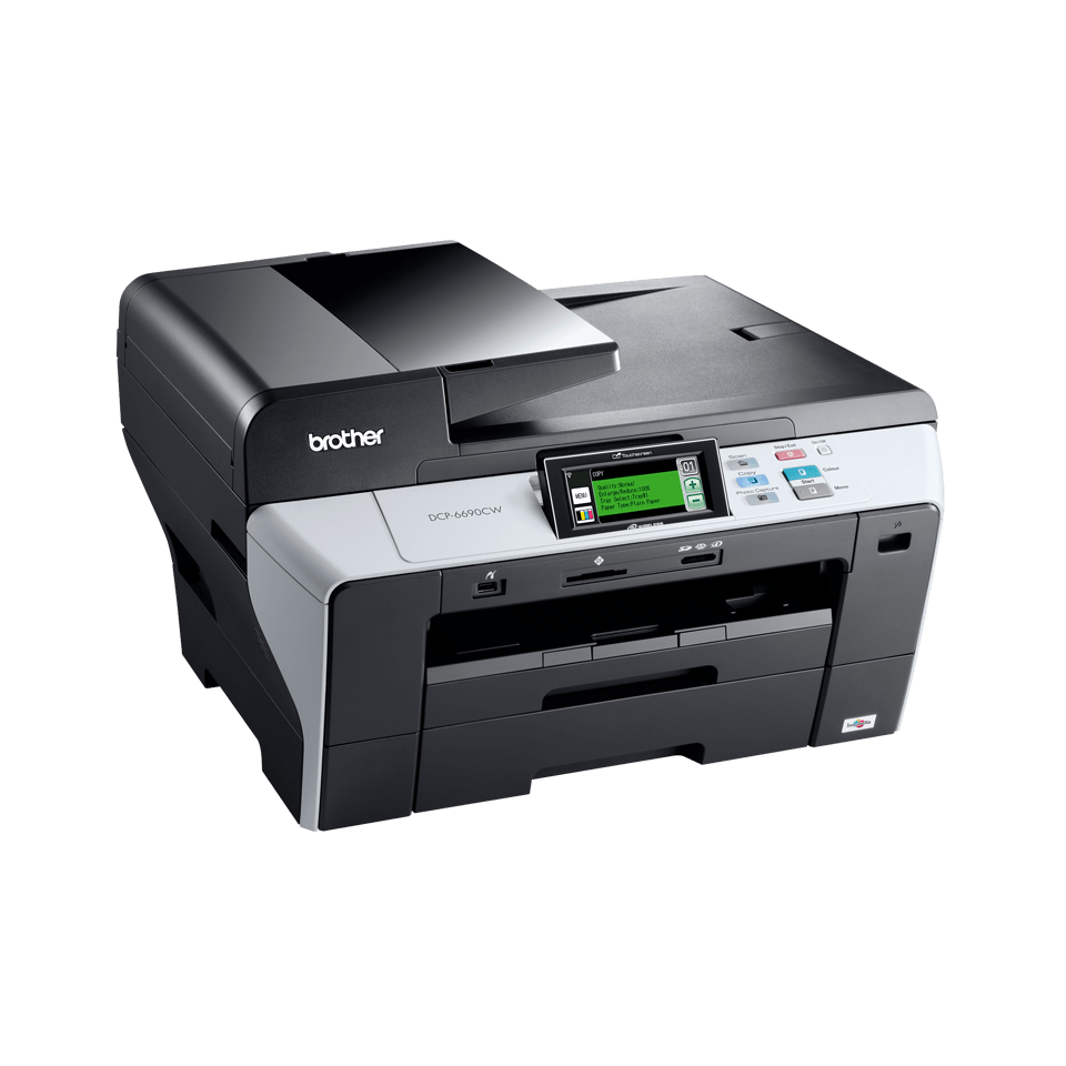 Brother DCP-6690CW Printer/Scanner Driver (2019)