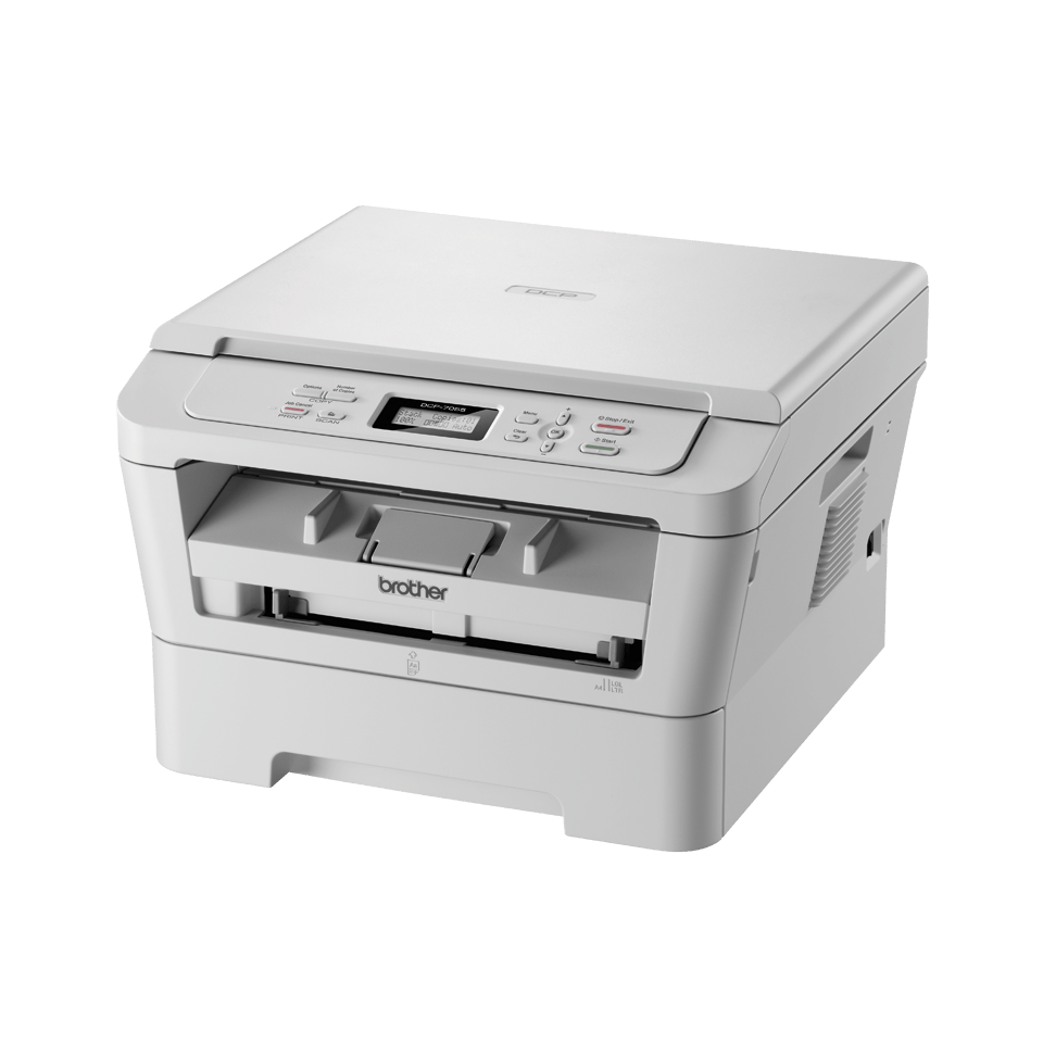 Dcp 7055 mono laser all in one home or small office for Best home office multifunction laser printer