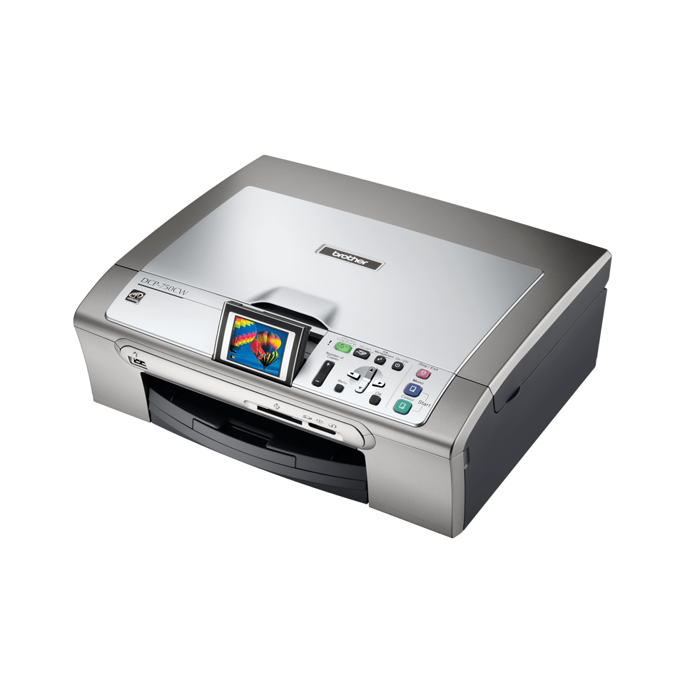BROTHER DCP-750CW PRINTER DRIVERS WINDOWS 7