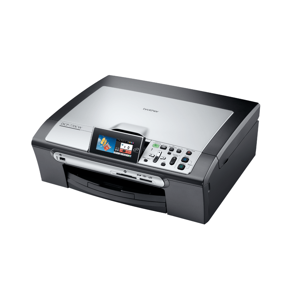 DRIVERS: BROTHER DCP-770CW SCANNER