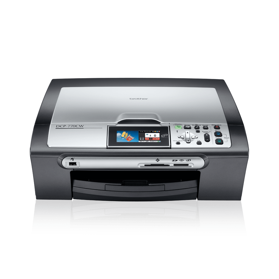 BROTHER DCP-770CW PRINTER DRIVERS (2019)