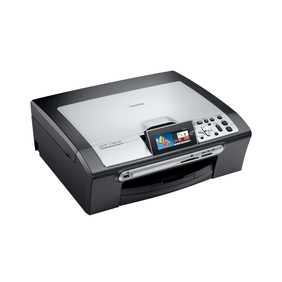 BROTHER DCP-770CW SCANNER DRIVER