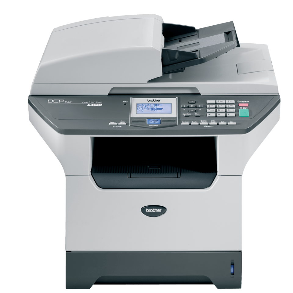Brother DCP-8060 Printer Driver Windows