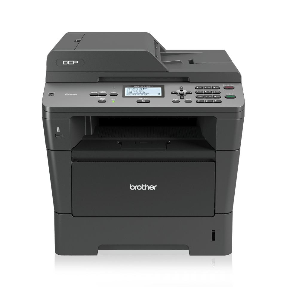 Brother DCP-8155DN Printer ISIS Windows 8 X64