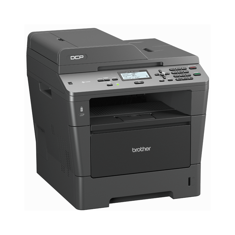 Brother DCP-8110DN Printer Drivers Download Free