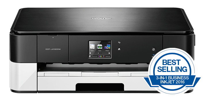 Dcp j4120dw wireless all in one inkjet printer brother uk dcp j4120dw wireless inkjet printer reheart Choice Image