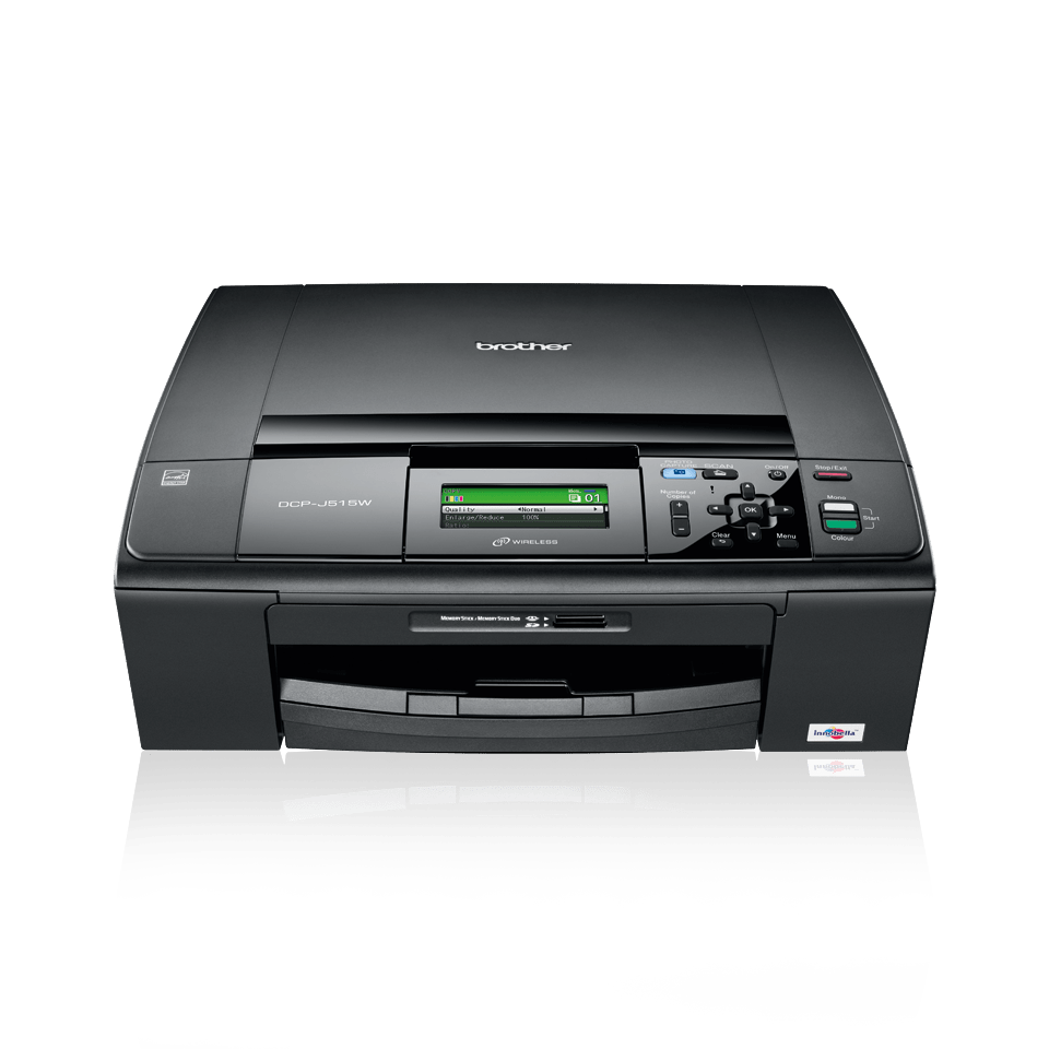 Brother DCP-J515W Printer Drivers PC