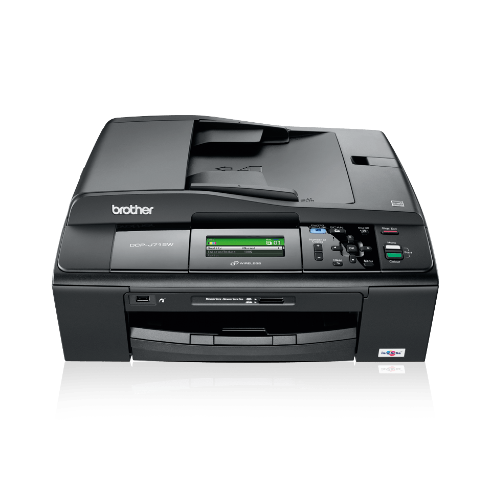 Brother DCP-J715W Printer Drivers for Mac Download