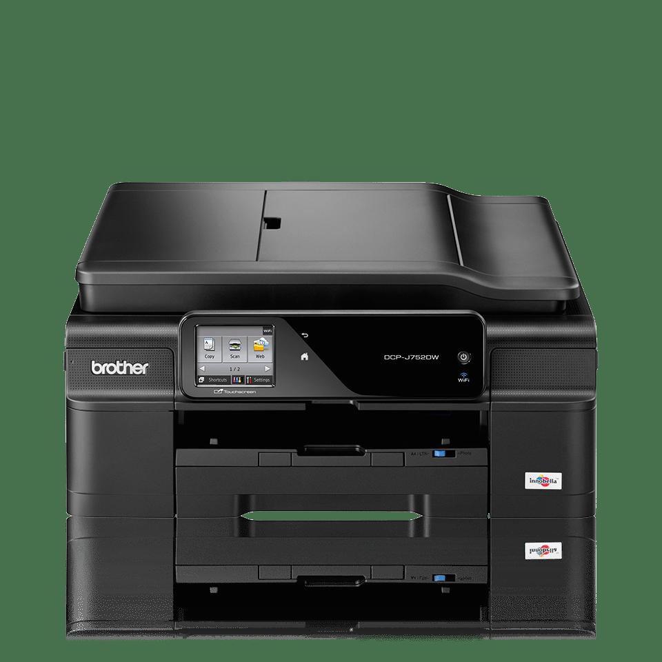 Brother DCP-J752DW Printer Treiber Windows 7
