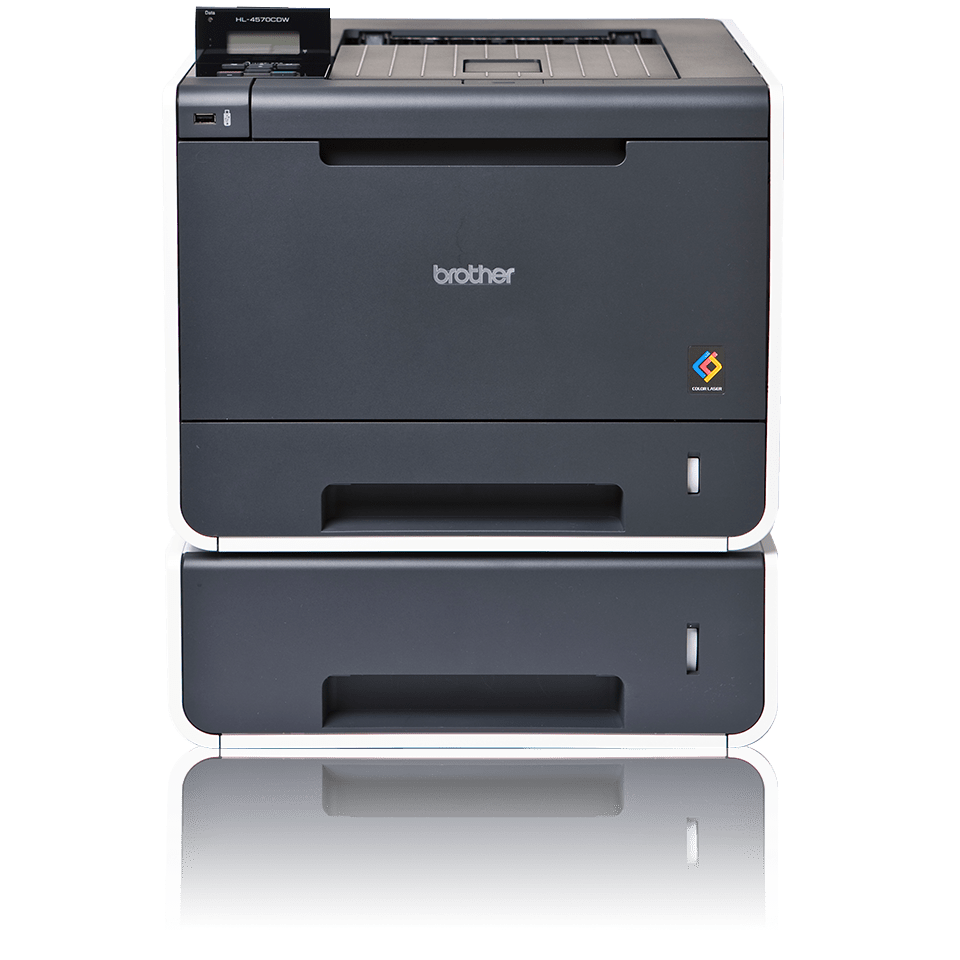 HL-4570CDWT High Speed Colour Laser Printer + Network, Extra Tray