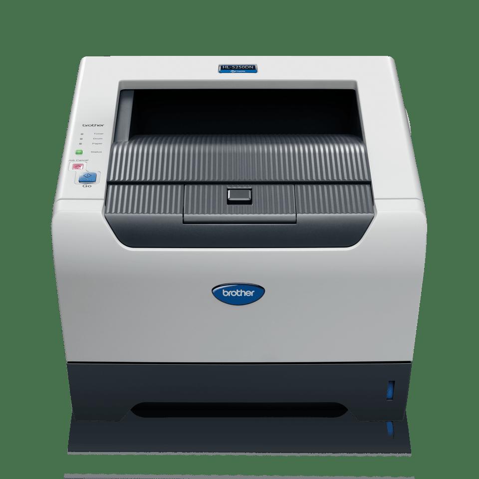 brother printers hl-5250dn manual