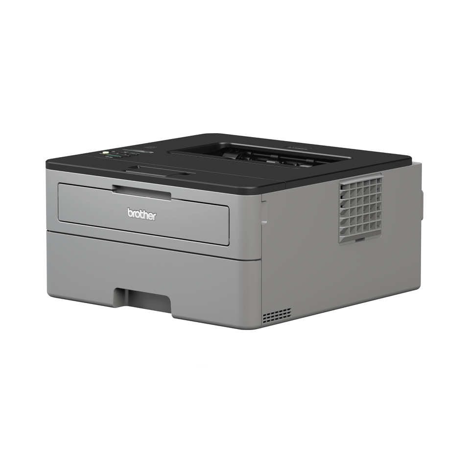 Extra Original TN2410 Brother Toner Black, 1,200 Pages Duplex Two-Sided Printing /& Wireless A4 Print Brother HL-L2350DW Mono Laser Printer