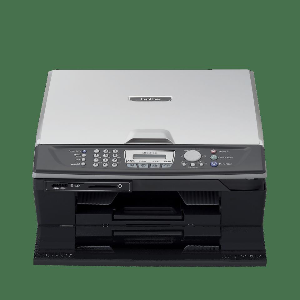 mfc 210c inkjet printers brother uk rh brother co uk Brother MFC 9120CN Brother MFC 9125CN
