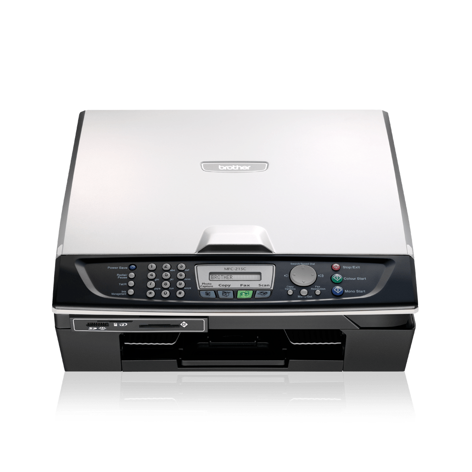 Brother MFC-215C Scanner Driver for Windows 7
