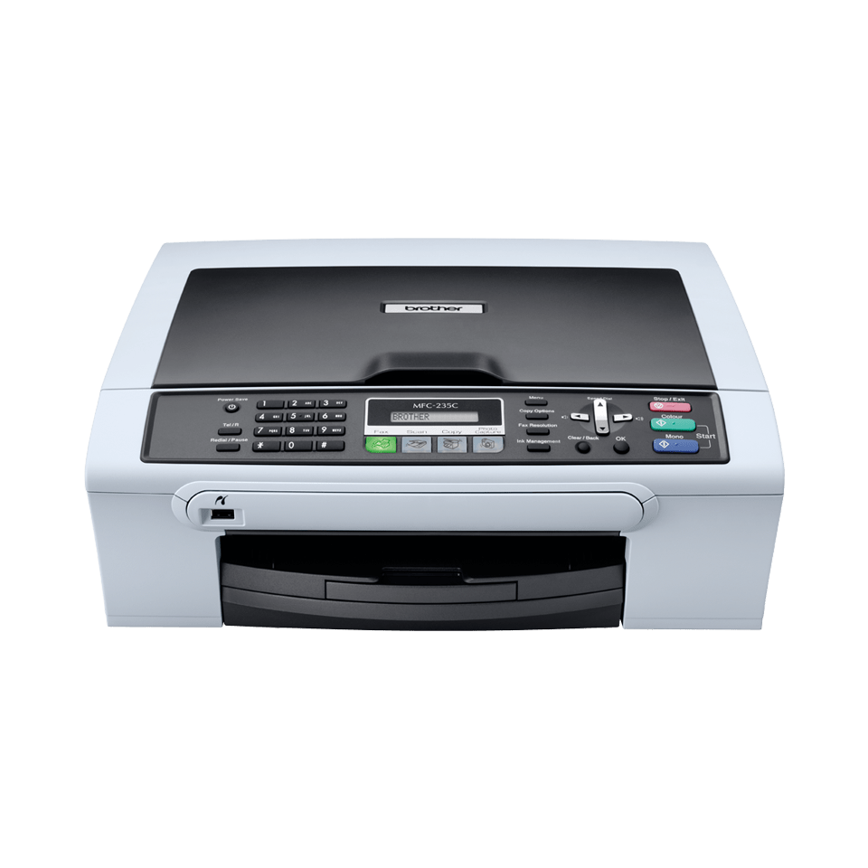 Brother MFC-235C Printer Drivers (2019)