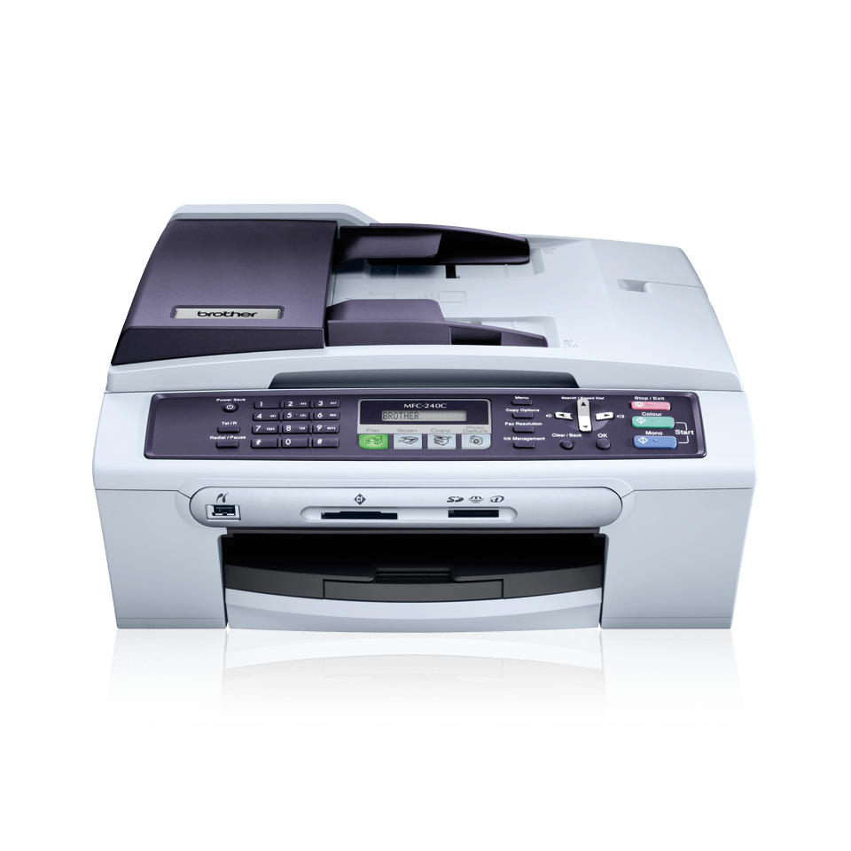 how to send fax mfc-l2710dw brother